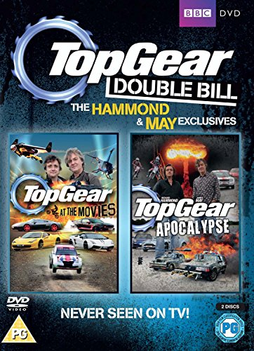 Top Gear Double Bill - The Hammond & May Specials Box Set [2 DVDs] [UK Import]