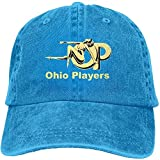 Photo de Ghghdfysdds Unisex Men & Womens Print with The Ohio Players Low Profile Baseball Hats Adjustable,Blue,One Size