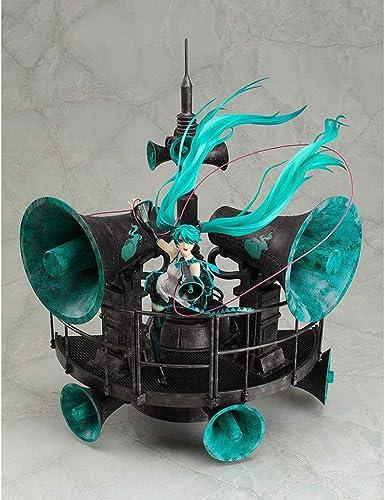 HYBKY Hatsune Miku Jouet Jouet Statue Jouet Modèle Exquis OrneHommests Décoration Artisanat   28CM Décoration Souvenir Statue d'anime