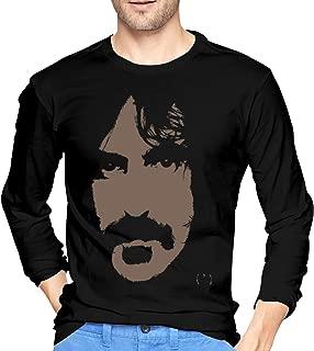 Mens Print Frank Zappa Men's Apostrophe Long Sleeve Tee