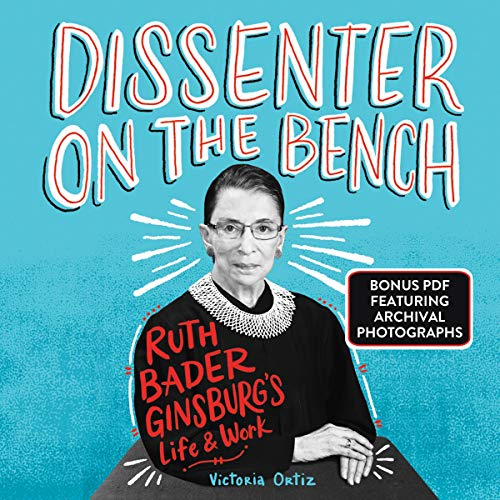 Dissenter on the Bench cover art