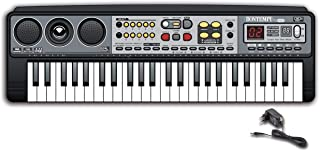Bontempi 15 4900 Digitaal keyboard, grijs