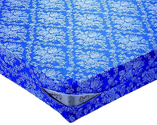 REGALITOSTV Funda COLCHÓN Adaptable Transpirable, Sanitario, Fabricado ESPAÑA (Funda Azul 150_x_200_cm)