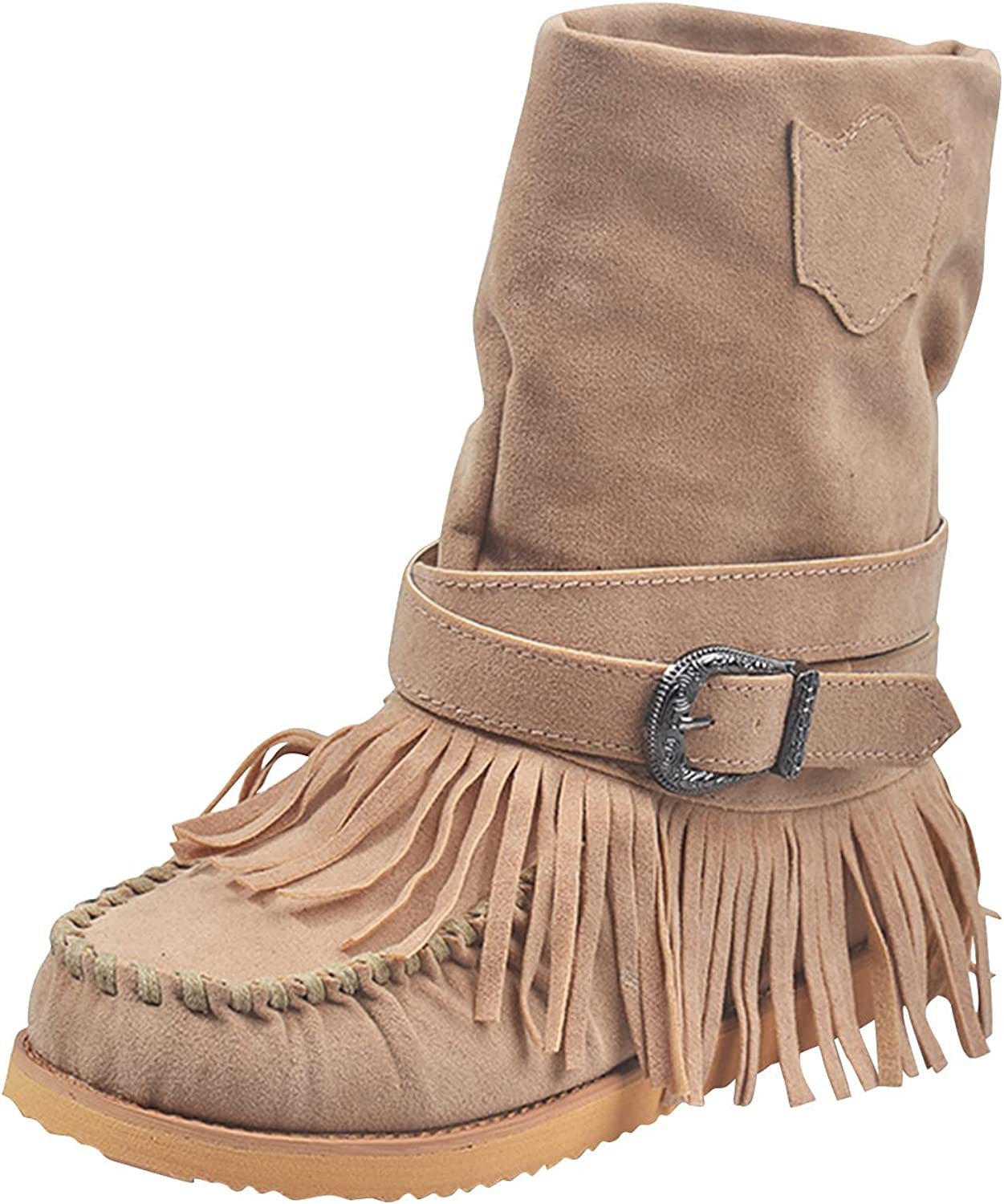 Fashion Khaki Boots For Women Winter New Work Boots For Women Co