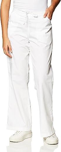 سروال للنساء واسع من وندرويك من مجموعة روميو للملابس الطبية مزود ب 6 جيوب