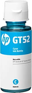 HP GT52 Original Ink Bottle Cyan