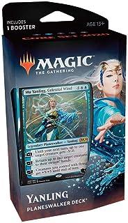 Magic The Gathering: MTG: Core Set 2021 Planeswalker Deck – Yanling w/Booster Pack (Blue)