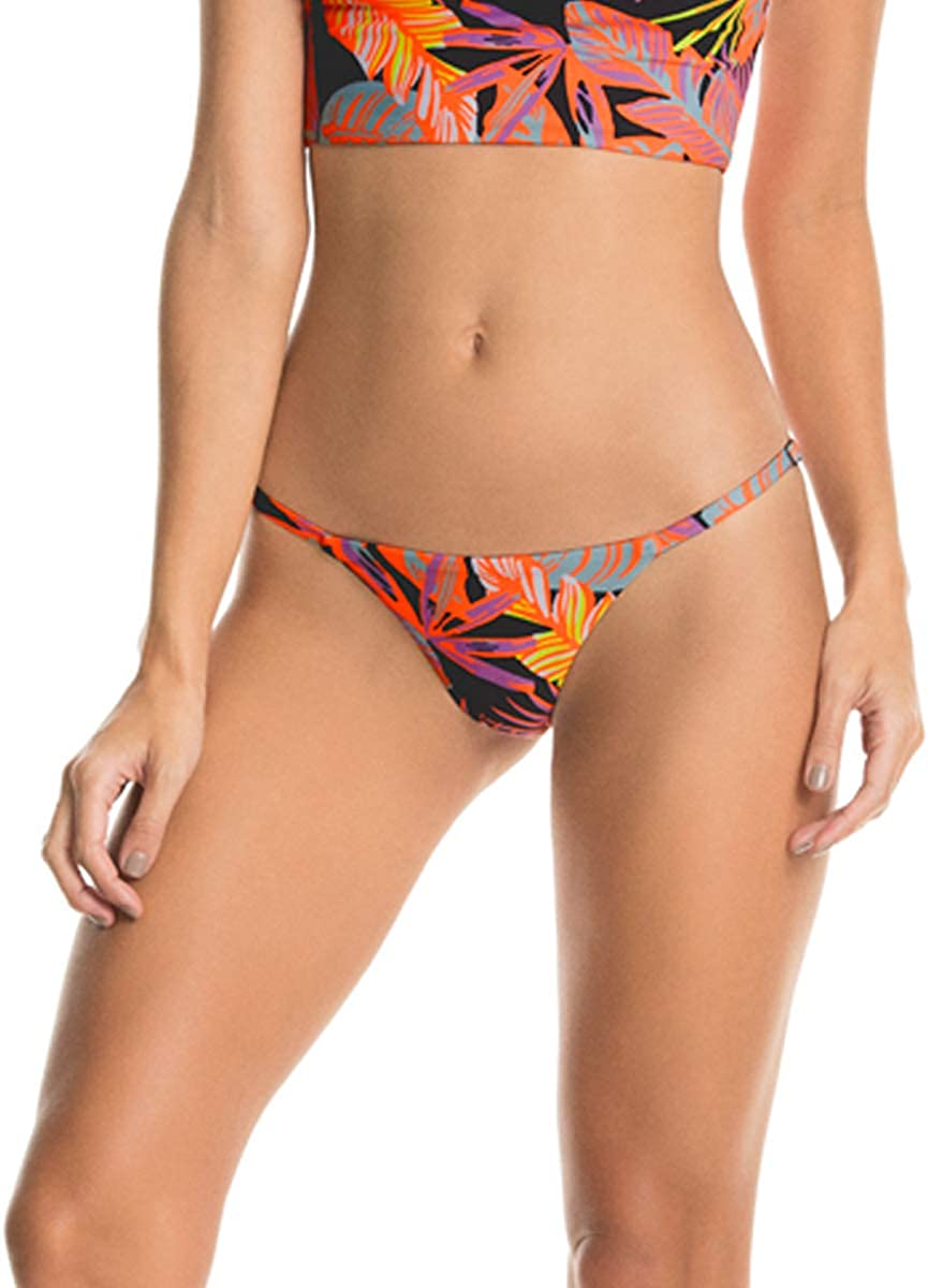 Maaji Women's Standard Foliage Fever Flash Bikini Single Strap Cheeky Cut