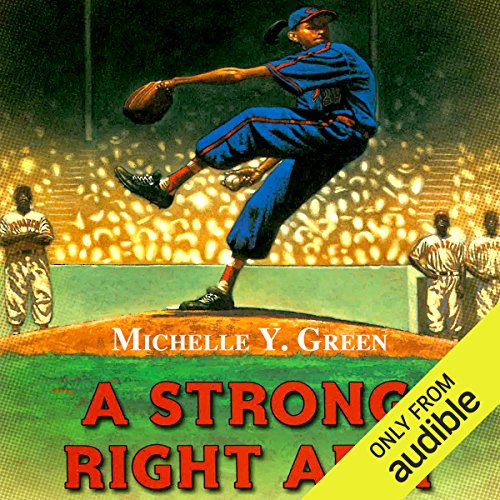 A Strong Right Arm audiobook cover art