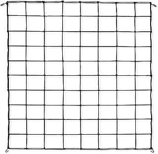 VIVOSUN 1-Pack 3x4FT Elastic Trellis Netting with Hooks for Grow Tents