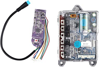 Feccile Outdoor Circuit Board and Dashboard Replacement Management System Circuit Board for XIAOMI M365 Electric Scooter Repl