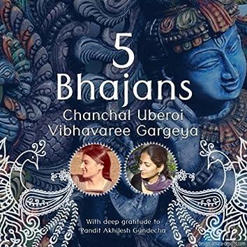 5 Bhajans