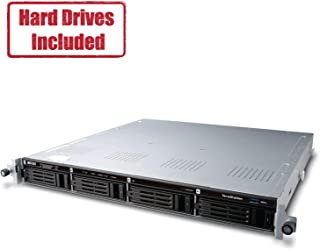 BUFFALO TeraStation 1400R Rackmount 12 TB NAS with Hard Drives Included