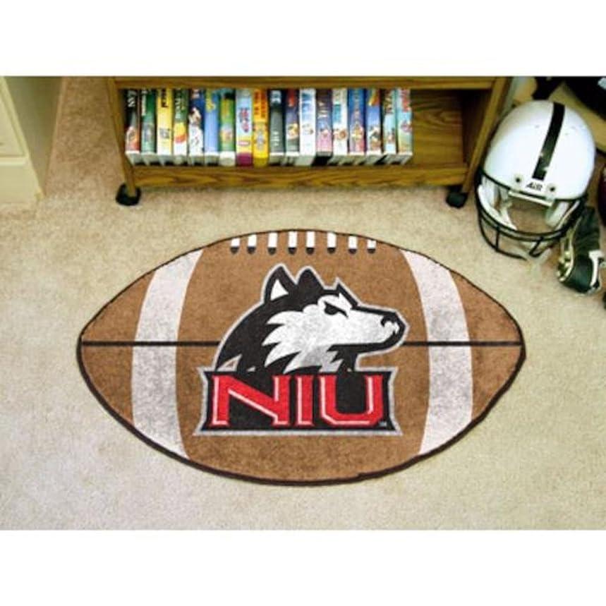 Football Floor Mat - Northern Illinois University