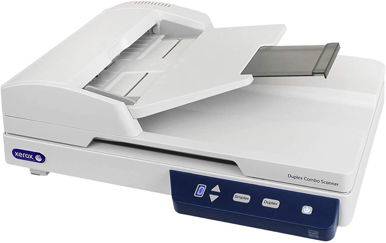 Single pass duplex document feeder