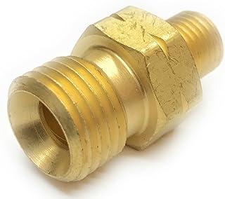 Western Enterprises Regulator Outlet Bushings, 200 Psig, Brass, B-Size, 1/8 In (Npt), Fuel Gas - 1 Piece