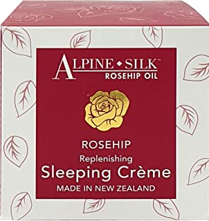 Night-Cream Rosehip Replenishing Sleeping Crème New-Zealand (50g / 1 Pack)