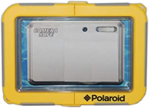 Polaroid Dive-Rated Waterproof Camera Housing for The Sony Cybershot DSC-TX66, TX55, TX200V, TX20, TX100V, TX10, T110, TX9, T99, TX5, TX7, TX1, T90, T900 Digital Cameras