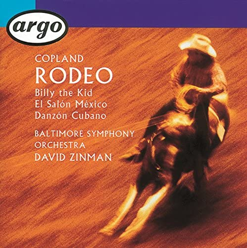 Baltimore Symphony Orchestra, David Zinman & Aaron Copland