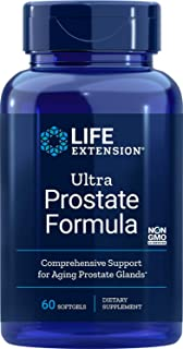 Life Extension Ultra Prostate Formula, 60 Softgels