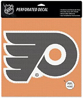 WinCraft NHL Perforated Vinyl Decal