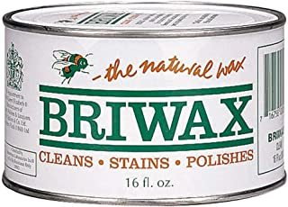 Briwax Clear Furniture Wax Polish