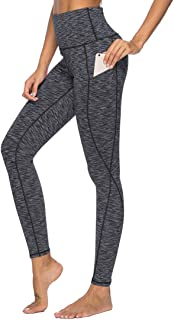 Yoga Pants with Pocket Plus Size Workout Clothes Leggings for Women