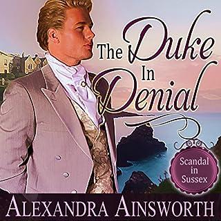 The Duke in Denial audiobook cover art