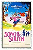 Poster USA - Disney Classics Song of the South Technicolor Poster GLOSSY FINISH - TECN024 (16' x 24' (41cm x 61cm))