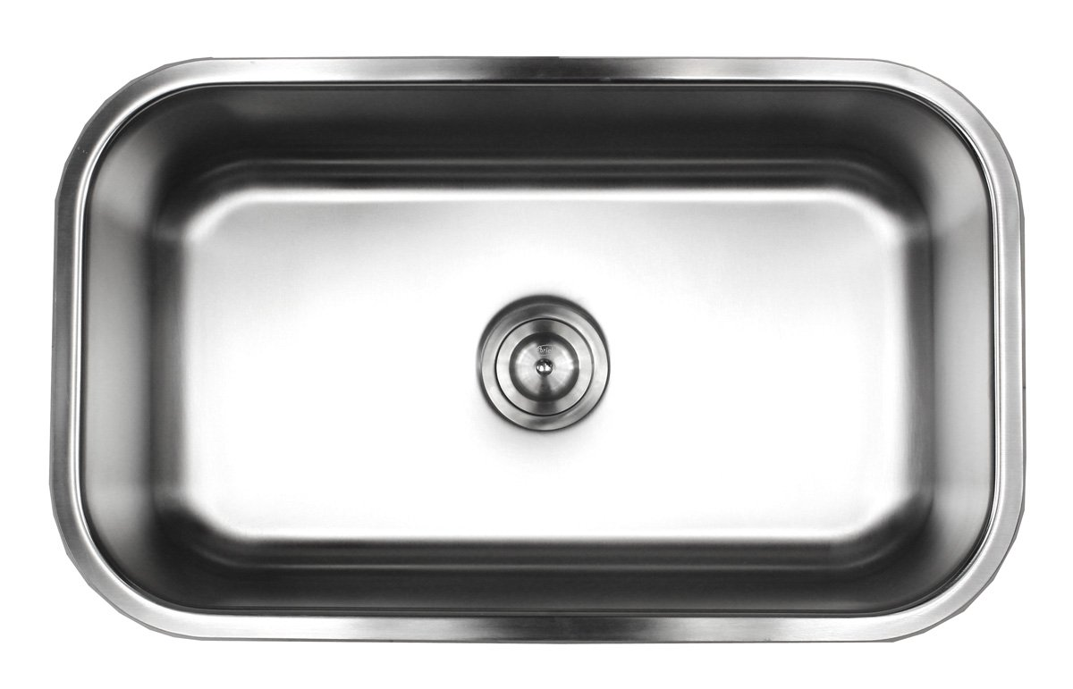 Contempo Living 18 960 Stainless Undermount