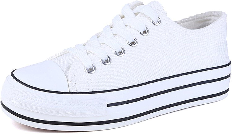 MINIVOG Women's Canvas Fashion Walking shoes