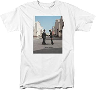 Pink Floyd Wish You were Here Album Rock Band T Shirt & Stickers