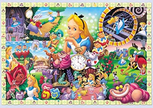 108ピース ジグソーパズル ふしぎの国のアリス アリスの世界(18.2x25.7cm)