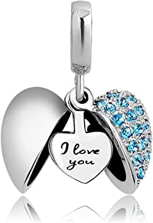 Best charm of love necklace Reviews