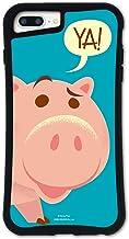 iPhone8 Plus ケース iPhone7 Plus ケース どこでもくっつくケース WAYLLY(ウェイリー) iPhone6 Plus iPhone6s Plus 着せ替え 耐衝撃 米軍MIL規格 [WAYLLY/トイ・ストーリー ハ...