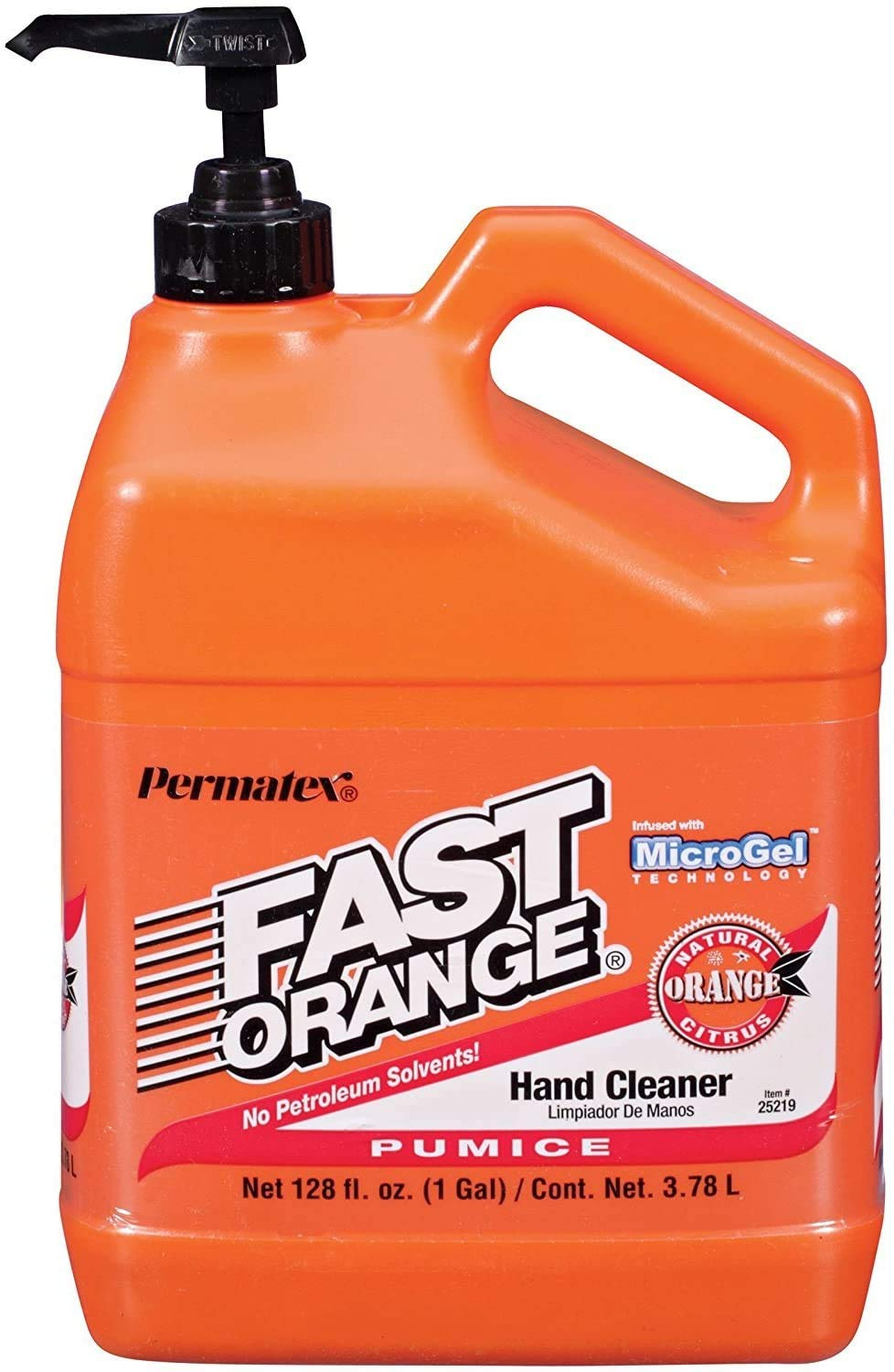 Fast Orange Pumice Lotion Manufacturer direct delivery Hand 1 Cleaner - trend rank Gal