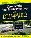 Real Estate Investing Books! - Commercial Real Estate Investing For Dummies