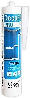 DecoFix Installation adhesive 310 ml water-based acrylic Orac Decor FDP500 glue for mouldings profiles cornices