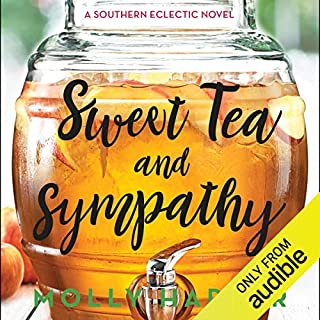 Sweet Tea and Sympathy audiobook cover art