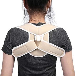 Adjustable Posture Corrector Back Shoulder Brace Adult Children Corset Spine Support Belt Poor Orthotics
