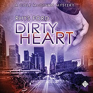 Dirty Heart audiobook cover art