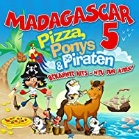 Pizza Ponys & Piraten