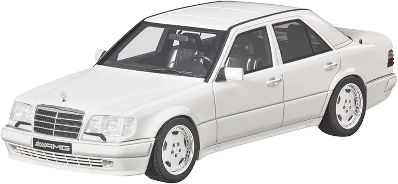 M....B MB Mercedes-Benz, E60, W 124 Bianco, GT Spirit, 1 18, Limitata.