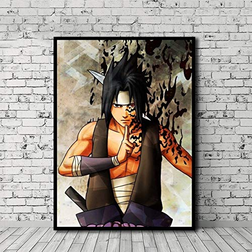 Ayjxtz Jigsaw puzzle 1000 piece Art anime naruto modern pictures modern nordic style jigsaw puzzle 1000 piece falcon Great Holiday Leisure,Family Interactive Games50x75cm(20x30inch)