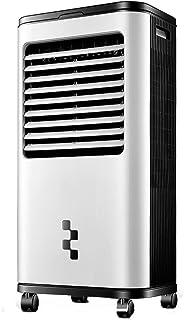 LNDDP Aire Acondicionado móvil frío Individual Aire Acondicionado refrigerado por Agua Ventilador Aire Acondicionado (Estilo: Modelos con Control Remoto)