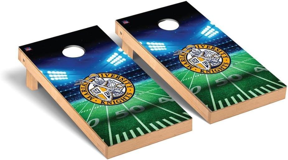 Marian Knights Cornhole Game Set New sales Version Stadium safety