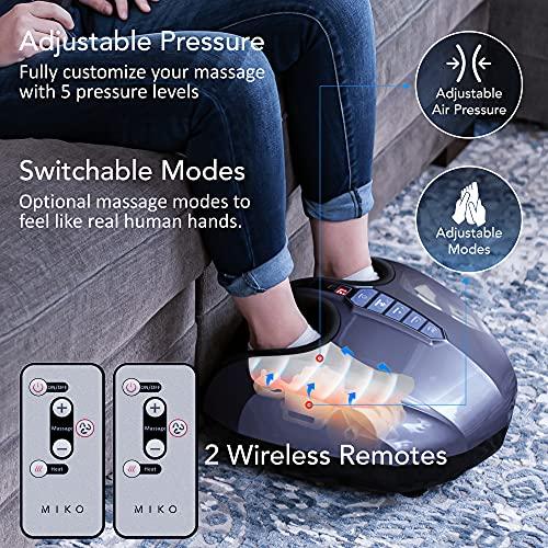 Mikau Foot Massager