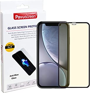 Anti Blue Light Screen Protector for iPhone Xs,iPhone X 5.8