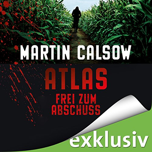 Frei zum Abschuss (Atlas 2) Titelbild