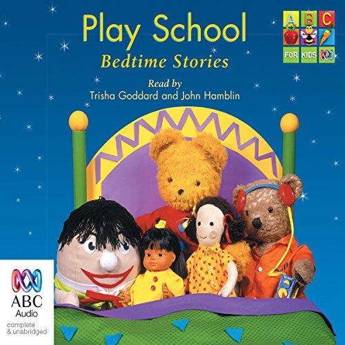 Play School Bedtime Stories audiobook cover art